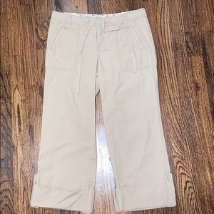 Old Navy Women's Cargo Capris